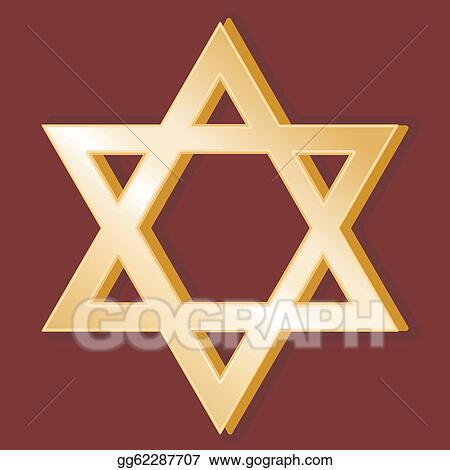 Vector Stock Judaism Symbol Stock Clip Art Gg62287707 Gograph