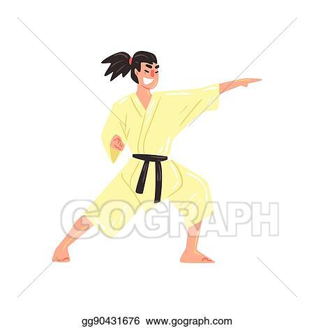 Karate Clipart Green Belt, Karate Green Belt Transparent - Black Ninja Belt  - Png Download (#5282354) - PinClipart