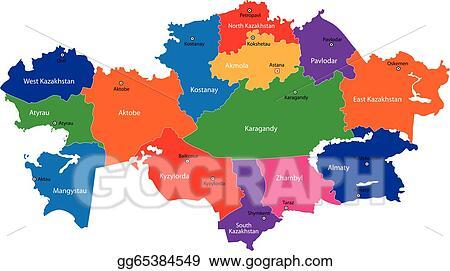 Vector Art - Kazakhstan map. Clipart Drawing gg65384549 - GoGraph on morocco world map, algeria world map, panama world map, mongolia world map, india world map, pakistan world map, ukraine world map, brazil world map, caucasus mountains world map, manchuria world map, korea world map, uzbekistan world map, thailand world map, kosovo world map, new guinea world map, burma world map, nepal world map, sierra leone world map, romania world map, poland world map,