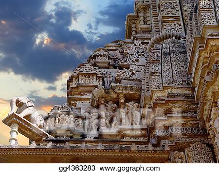 about khajuraho temple