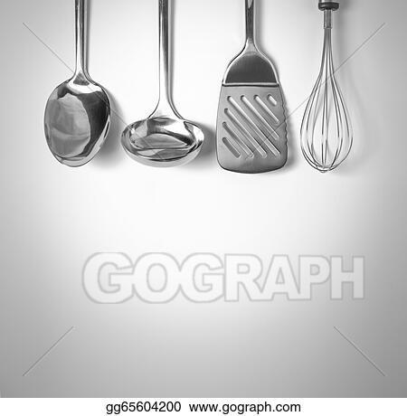 kitchen utensils background clipart kitchen tools background stock photo background photography gg65604200