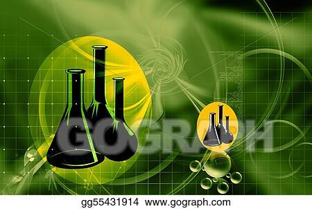 Stock Illustrations Laboratory Stock Clipart Gg55431914 Gograph