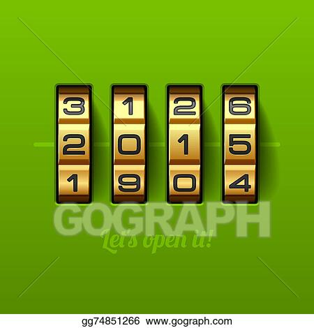 Open new. Vector clipart let us