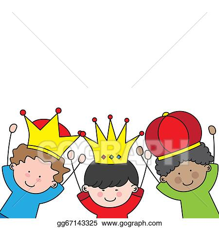 vector stock letter to the three kings stock clip art gg67143325 rh gograph com three kings clipart free three kings clip art free
