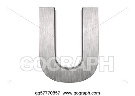 Clipart Letter U Stock Illustration Gg57770857 Gograph