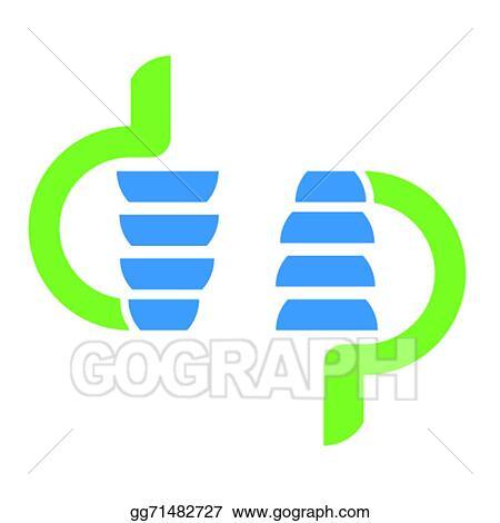 Vector Illustration Like And Dislike Social Symbol Eps Clipart