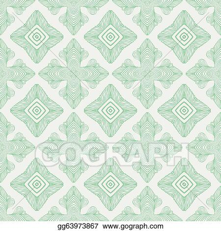Vector art linear medieval vector seamless pattern eps clipart linear medieval vector seamless pattern stopboris