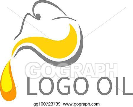 Vector Stock Logo Olive Oil Vector Symbol Jug Stock Clip Art