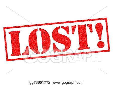 Lost Clip Art