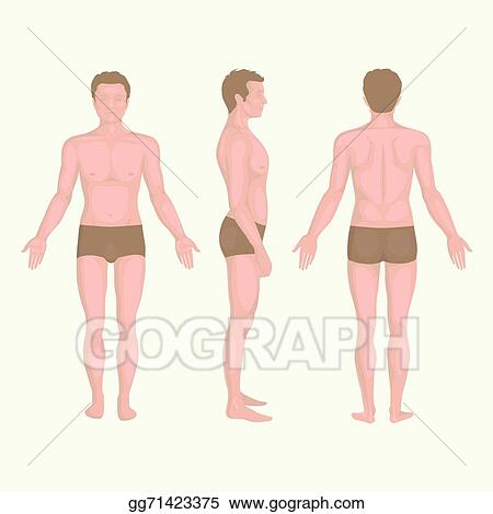Male Art Body Pose