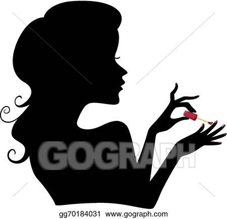Nail Art Clip Art Royalty Free Gograph