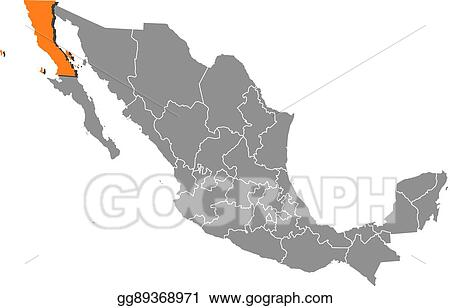 Vector Art - Map - mexico, baja california. Clipart Drawing ... on map of greece drawing, map of russia drawing, usa map drawing, map of world drawing, map of jamaica drawing, map of india drawing, map of germany drawing, map of france drawing, map of north america drawing, map of japan drawing, map spain drawing, map of virginia drawing, map of rome drawing, map of iraq drawing, map of south america drawing, map of arizona drawing, map of egypt drawing, map of florida drawing, map of asia drawing, map of quebec drawing,