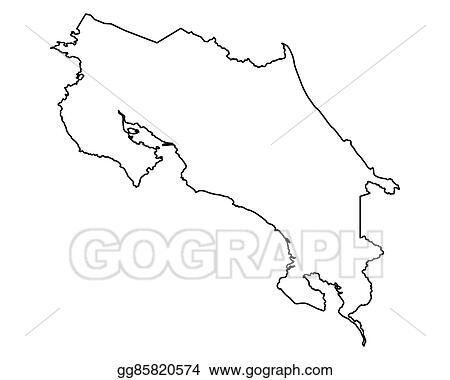 Vector Art - Map of costa rica. Clipart Drawing gg85820574 ... on drawing of india map, drawing of americas map, drawing of ireland map, drawing of england map, drawing of spain map, drawing of brazil map, drawing of trinidad map, drawing of united states map, drawing of nigeria map, drawing of japan map, drawing of indonesia map, drawing of malaysia map, drawing of norway map, drawing of sudan map, drawing of morocco map, drawing of usa map, drawing of jamaica map, drawing of middle east map, drawing of mexico map, drawing of china map,