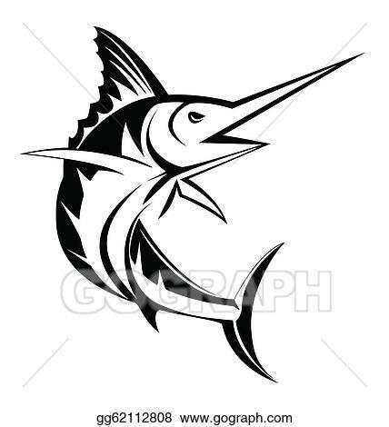 sailfish clip art royalty free gograph rh gograph com Sailfish Logo Sailfish Graphics