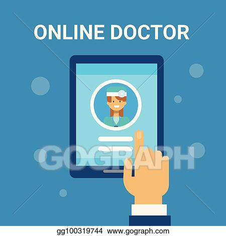 Doctor Consultation Banners Vocational Training Institute Banners