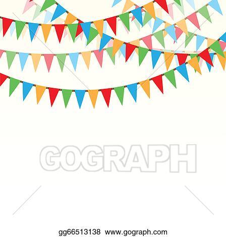 Merry Christmas Ribbon Clipart.Eps Illustration Merry Christmas Ribbons Vector Clipart
