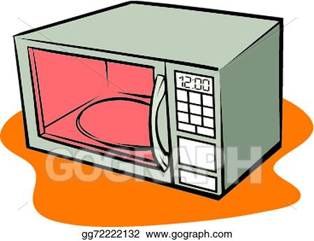 eps illustration microwave vector clipart gg72222132 gograph rh gograph com microwave clipart images microwave oven clipart free