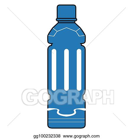 vector art mineral water bottle clipart drawing gg100232338 gograph rh gograph com