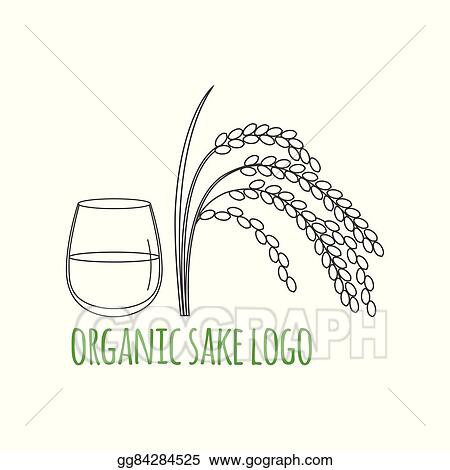 Clip Art Vector - Modern line style logo, branding, logotype
