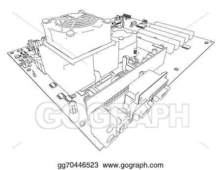 Motherboard Power Diagram