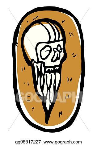vector illustration moto biker theme icon cafe racer golden