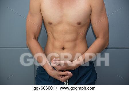 Nice chest men