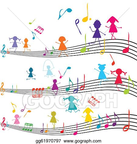 musical clip art royalty free gograph rh gograph com music clipart free black white music note clipart free