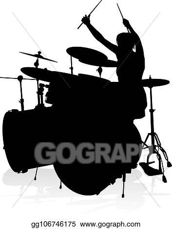 Percussion Clip Art - Royalty Free - GoGraph