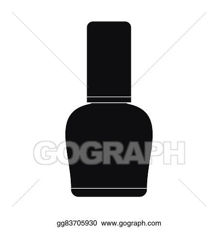 Nail Polish Bottle Clip Art Papillon Day Spa