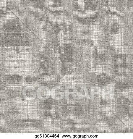 stock illustration natural vintage linen burlap textured fabric