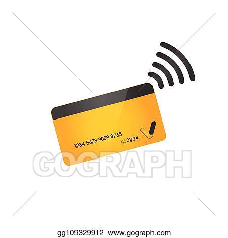 Vector Stock - Nfc payment  pos terminal confirms
