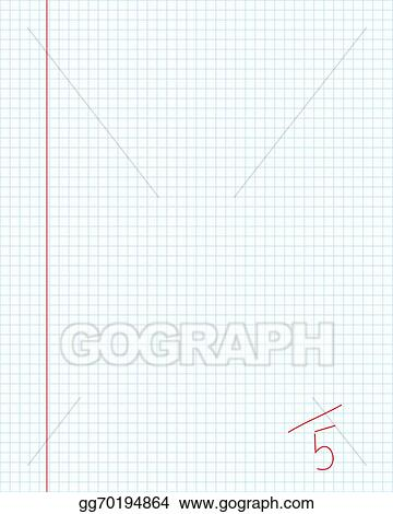 Vector art notebook paper background eps clipart gg70194864 gograph notebook paper background altavistaventures Image collections
