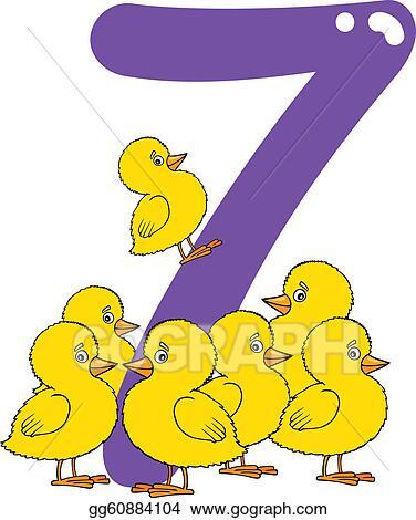 Image result for seven chicks clipart