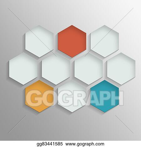 stock photography octagon template layout stock photo gg83441585