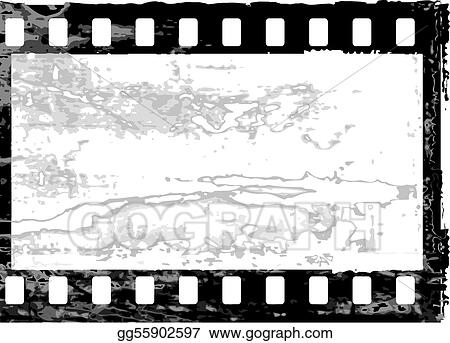 Vector Art - Oldies frame photo. EPS clipart gg55902597 - GoGraph