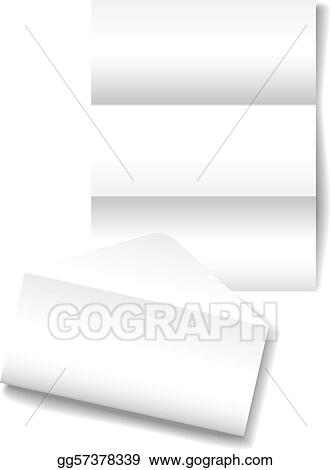 Vector Art Open Letter Envelope Stationery Paper Background