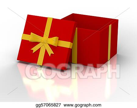 Drawing open red gift box clipart drawing gg57065827 gograph drawing open red gift box on white background clipart drawing gg57065827 negle Image collections