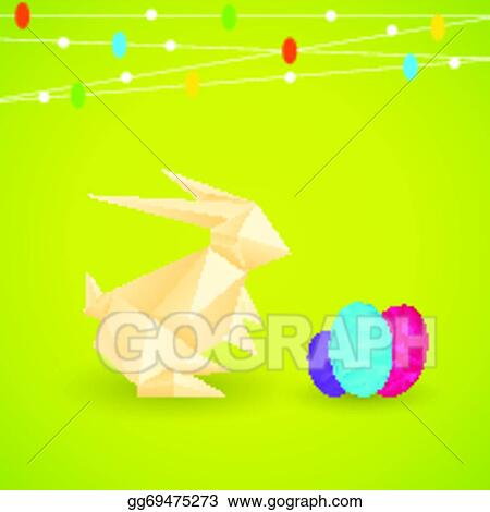 Easy DIY Origami Easter Bunnies | Shelley Makes | 470x450
