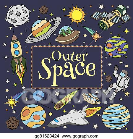 outer space clipart.html