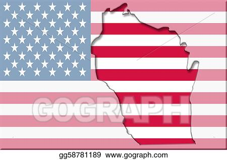 Free Us Flag In Black And White, Download Free Clip Art, Free Clip Art on  Clipart Library