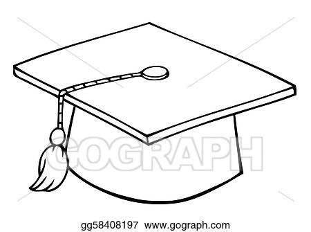 Graduation Cap Clip Art Royalty Free Gograph