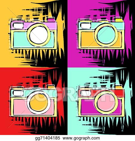 Clip Art Andy Warhol