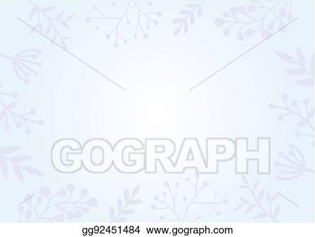 Stock Illustration Pastel Blue Gradient Background With