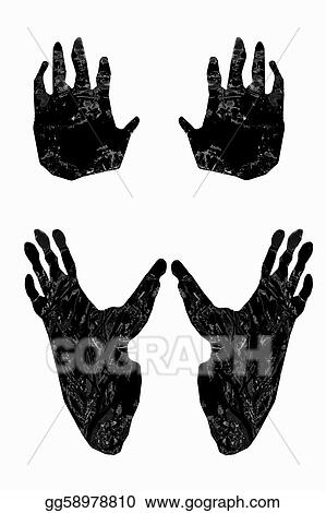 Image result for gorilla paw print