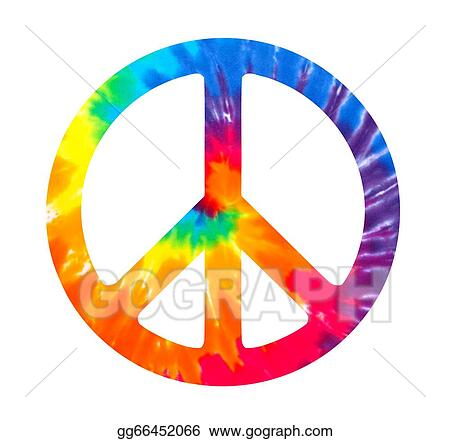 Drawing Peace Sign Clipart Drawing Gg66452066 Gograph