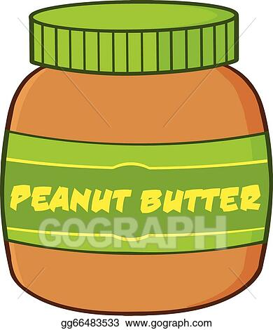 Cute Peanut Butter Bottle Jar Vector Illustration Cartoon Smile Royalty  Free Cliparts, Vectors, And Stock Illustration. Image 120323838.