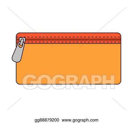 Pencil case Royalty Free Vector Image - VectorStock