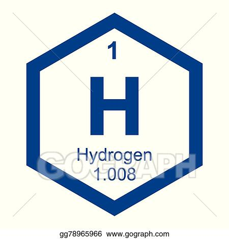 Vector stock periodic table hydrogen stock clip art gg78965966 periodic table hydrogen urtaz Choice Image