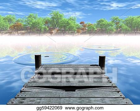 Drawing pier to the beach clipart drawing gg59422069 gograph pier to the beach freerunsca Gallery