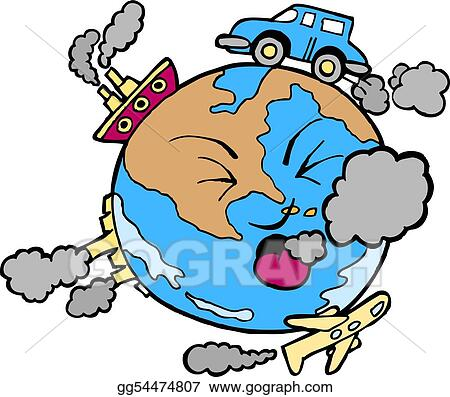 polluted clip art royalty free gograph rh gograph com air pollution prevention clipart air pollution causes clipart
